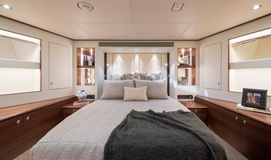 THE ROCK 26 Forward Guest Stateroom 2