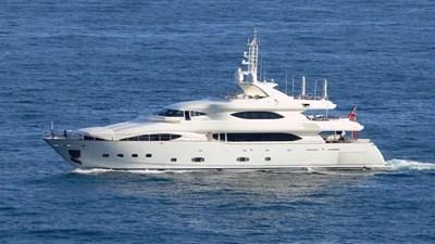 Agatha 1 Agatha 2006 FERRETTI CUSTOM LINE  Motor Yacht Yacht MLS #272734 1
