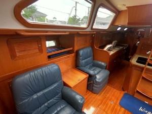 Wings 5 Wings 2003 HYLAS 54 Motorsailor Yacht MLS #272743 5