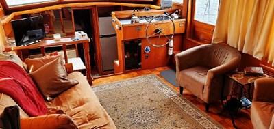 Rogue 2 Rogue 1986 HERITAGE EAST 42 Trawler Yacht Yacht MLS #272744 2