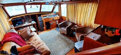 Rogue 3 Rogue 1986 HERITAGE EAST 42 Trawler Yacht Yacht MLS #272744 3