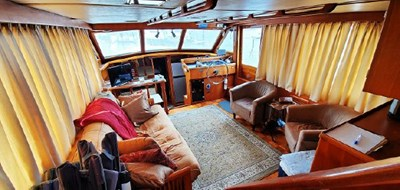 Rogue 4 Rogue 1986 HERITAGE EAST 42 Trawler Yacht Yacht MLS #272744 4
