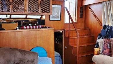 Rogue 6 Rogue 1986 HERITAGE EAST 42 Trawler Yacht Yacht MLS #272744 6