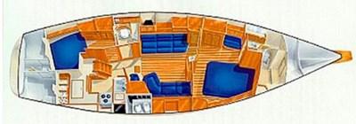 Still Waters 2 Still Waters 2001 ISLAND PACKET YACHTS 420 Cruising Sailboat Yacht MLS #272745 2