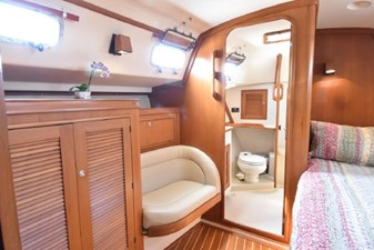 Still Waters 7 Still Waters 2001 ISLAND PACKET YACHTS 420 Cruising Sailboat Yacht MLS #272745 7