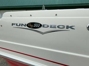 2006 Hurricane FunDeck GS202 61 GOPR7115