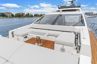Anonymous 9 Foredeck settee
