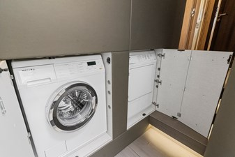 Anonymous 43 Washer and Dryer