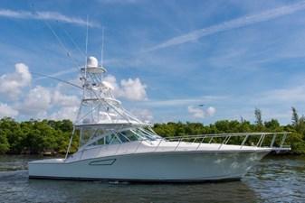 Game Changer 4 Game Changer 2008 CABO 45 Express Sport Fisherman Yacht MLS #272766 4
