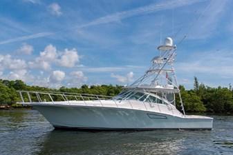 Game Changer 1 Game Changer 2008 CABO 45 Express Sport Fisherman Yacht MLS #272766 1