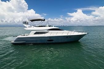 Uniesse 58 Fly 2 Uniesse 58 Fly 2006 UNIESSE  Motor Yacht Yacht MLS #272770 2