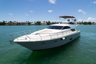 Uniesse 58 Fly 5 Uniesse 58 Fly 2006 UNIESSE  Motor Yacht Yacht MLS #272770 5