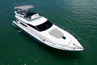 Uniesse 58 Fly 6 Uniesse 58 Fly 2006 UNIESSE  Motor Yacht Yacht MLS #272770 6