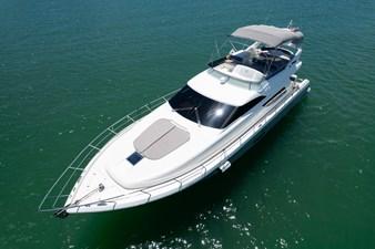 Uniesse 58 Fly 7 Uniesse 58 Fly 2006 UNIESSE  Motor Yacht Yacht MLS #272770 7
