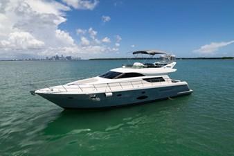 Uniesse 58 Fly 1 Uniesse 58 Fly 2006 UNIESSE  Motor Yacht Yacht MLS #272770 1