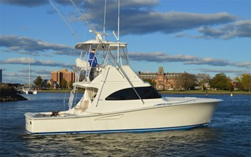 EL PATO (NAME RESERVED) 1 Starboard Profile