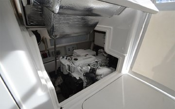 EL PATO (NAME RESERVED) 18 Engine Area