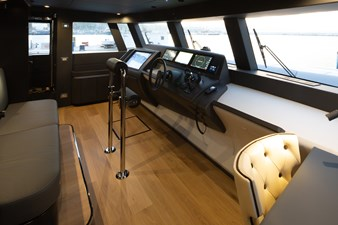 MyOhana 23 upper deck : helm