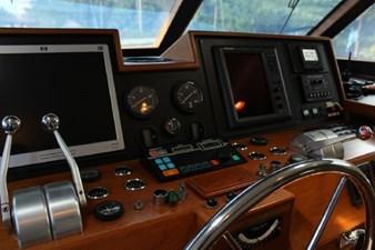 1983 Cheoy Lee Motor Yacht 21