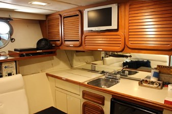 1983 Cheoy Lee Motor Yacht 62