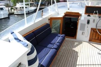 1983 Cheoy Lee Motor Yacht 85