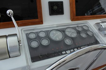 1983 Cheoy Lee Motor Yacht 87