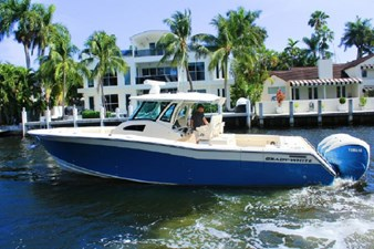 2020 GRADY-WHITE CANYON 376 0 2020 GRADY-WHITE CANYON 376 2020 GRADY-WHITE Canyon 376 Sport Fisherman Yacht MLS #272790 0