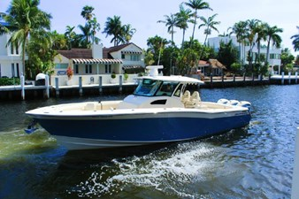 2020 GRADY-WHITE CANYON 376 1 2020 GRADY-WHITE CANYON 376 2020 GRADY-WHITE Canyon 376 Sport Fisherman Yacht MLS #272790 1