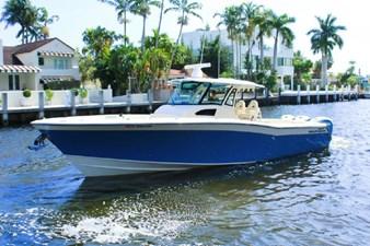 2020 GRADY-WHITE CANYON 376 2 2020 GRADY-WHITE CANYON 376 2020 GRADY-WHITE Canyon 376 Sport Fisherman Yacht MLS #272790 2