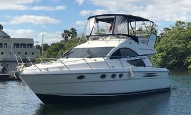 2002 FAIRLINE PHANTOM 46 0 2002 FAIRLINE PHANTOM 46 2002 FAIRLINE Phantom 46 Motor Yacht Yacht MLS #272801 0