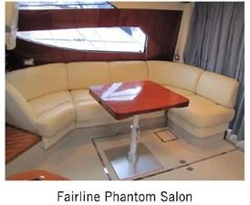2002 FAIRLINE PHANTOM 46 3 2002 FAIRLINE PHANTOM 46 2002 FAIRLINE Phantom 46 Motor Yacht Yacht MLS #272801 3