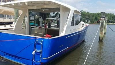 Recharging 2 Recharging 2014 GREENLINE 33 Cruising Yacht Yacht MLS #272806 2