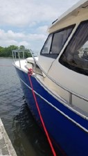 Recharging 3 Recharging 2014 GREENLINE 33 Cruising Yacht Yacht MLS #272806 3