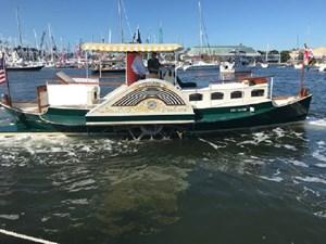 PY Fubbs 0 PY Fubbs 1987 CUSTOM TUCKER 35 SIDEWHEELER PADDLEBOAT Boats Yacht MLS #272811 0