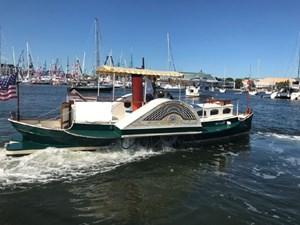 PY Fubbs 1 PY Fubbs 1987 CUSTOM TUCKER 35 SIDEWHEELER PADDLEBOAT Boats Yacht MLS #272811 1