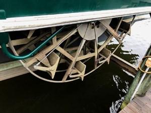 PY Fubbs 2 PY Fubbs 1987 CUSTOM TUCKER 35 SIDEWHEELER PADDLEBOAT Boats Yacht MLS #272811 2