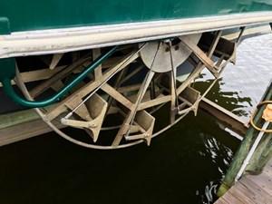 PY Fubbs 3 PY Fubbs 1987 CUSTOM TUCKER 35 SIDEWHEELER PADDLEBOAT Boats Yacht MLS #272811 3
