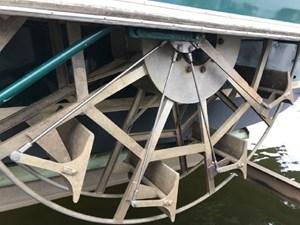 PY Fubbs 4 PY Fubbs 1987 CUSTOM TUCKER 35 SIDEWHEELER PADDLEBOAT Boats Yacht MLS #272811 4