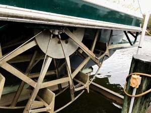 PY Fubbs 6 PY Fubbs 1987 CUSTOM TUCKER 35 SIDEWHEELER PADDLEBOAT Boats Yacht MLS #272811 6