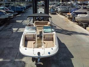 Sea Ray SDX 290 OB 42