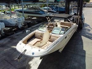 Sea Ray SDX 290 OB 43