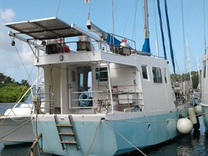Wild Card 7 Wild Card 1974 CUSTOM BOLLARD MOTORSAILER Motorsailor Yacht MLS #272814 7