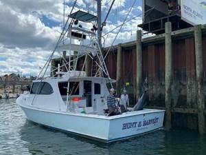 Hunt & Harvest 3 Hunt & Harvest 1999 H&H Osmond Beal Sport Fisherman Yacht MLS #272819 3