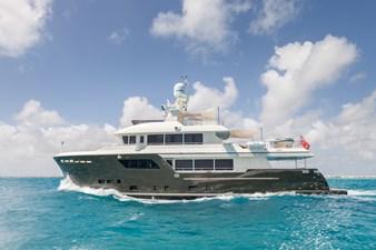 ACALA  1 ACALA  2015 CANTIERE DELLE MARCHE Darwin 102 Motor Yacht Yacht MLS #272829 1