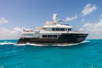 ACALA  2 ACALA  2015 CANTIERE DELLE MARCHE Darwin 102 Motor Yacht Yacht MLS #272829 2