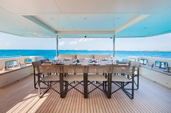 ACALA  5 ACALA  2015 CANTIERE DELLE MARCHE Darwin 102 Motor Yacht Yacht MLS #272829 5