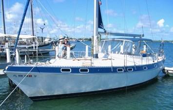 Morgan 41 2 Morgan 41 1987 MORGAN  Motor Yacht Yacht MLS #272831 2