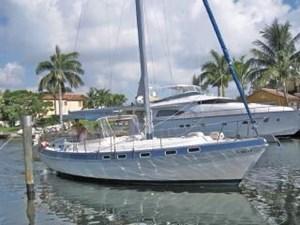 Morgan 41 1 Morgan 41 1987 MORGAN  Motor Yacht Yacht MLS #272831 1