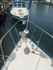 Morgan 41 5 Morgan 41 1987 MORGAN  Motor Yacht Yacht MLS #272831 5