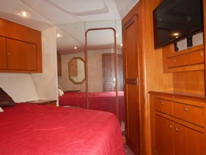 Seafood Searcher 8 Master Stateroom